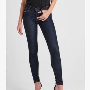 Hudson Nico Mid Rise Super Skinny STOR Jeans 28